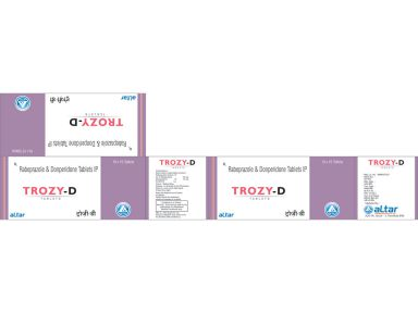 TROZY - D - Altar Pharmaceuticals Pvt. Ltd.