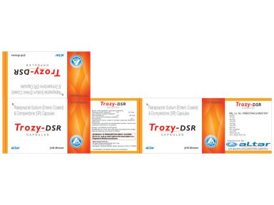 TROZY - DSR - Altar Pharmaceuticals Pvt. Ltd.