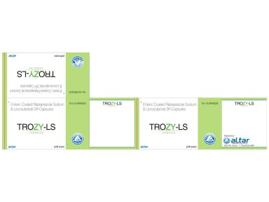 TROZY - LS - Altar Pharmaceuticals Pvt. Ltd.