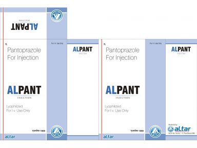 ALPANT - Altar Pharmaceuticals Pvt. Ltd.
