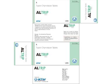 ALTRIP - Altar Pharmaceuticals Pvt. Ltd.