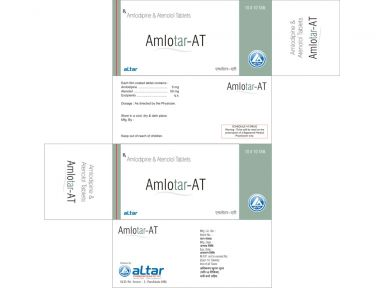 AMLOTAR - AT - Altar Pharmaceuticals Pvt. Ltd.