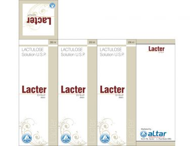 LACTER - Altar Pharmaceuticals Pvt. Ltd.