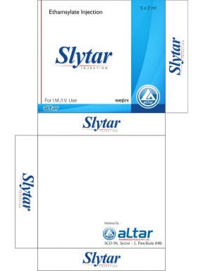 SLYTAR - Altar Pharmaceuticals Pvt. Ltd.