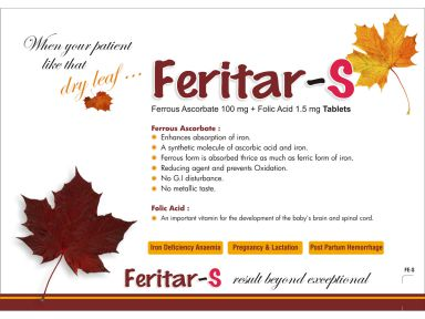 FERITER - S - Altar Pharmaceuticals Pvt. Ltd.