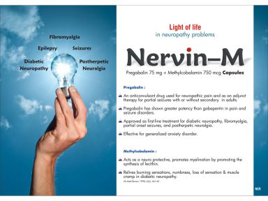 NERVIN - M - Altar Pharmaceuticals Pvt. Ltd.