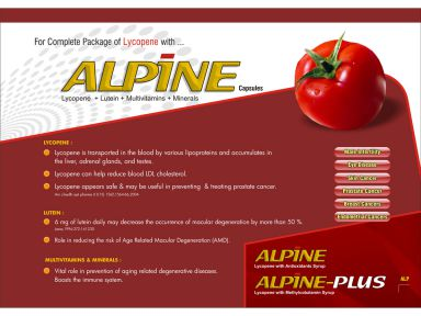 ALPINE PLUS - Altar Pharmaceuticals Pvt. Ltd.