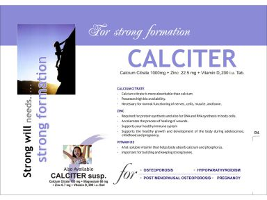 CALCITER - Altar Pharmaceuticals Pvt. Ltd.