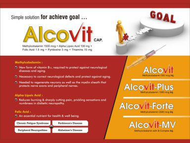 ALCOVIT MV - Altar Pharmaceuticals Pvt. Ltd.